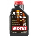 Motul 8100  Eco-Clean 0W20 1L