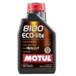 Motul 8100  Eco-Lite 5W20 1L