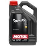 Motul Specific 0720 C4  5W30 5L