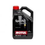 Motul Specific 504.00/507.00  5W30 5L